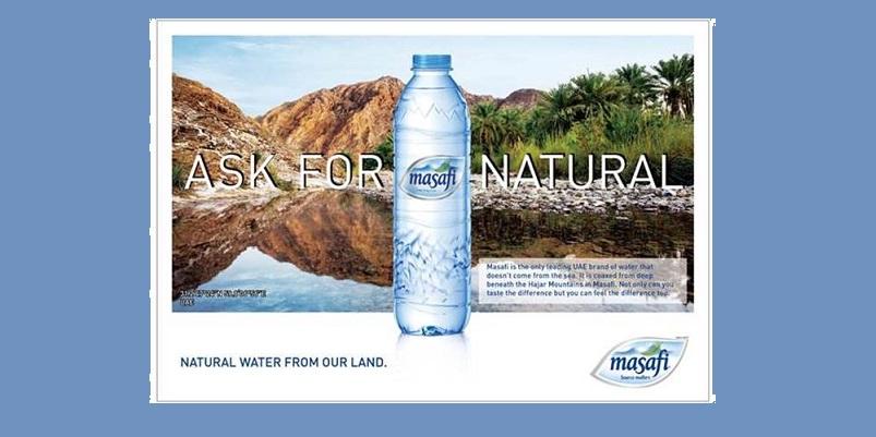 Masafi Water