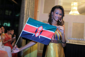 Miss Kenya Dubai Awards
