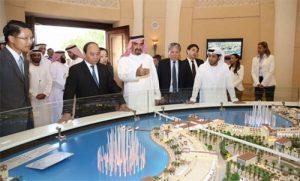 Dubai Vietnam trade ties